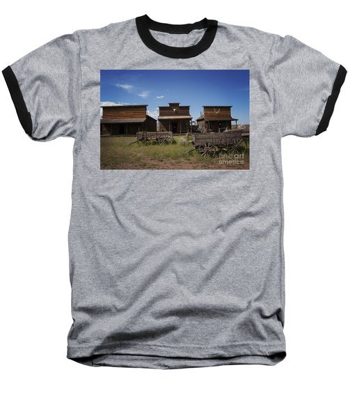 Old Trail Town Baseball T-Shirt