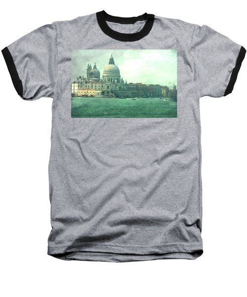 Baseball T-Shirt featuring the photograph Old Venice by Brian Reaves