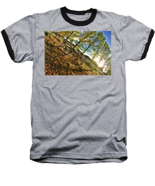 Old Wagon Baseball T-Shirt