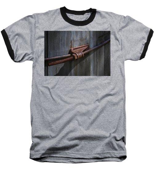 Old Water Tank Baseball T-Shirt