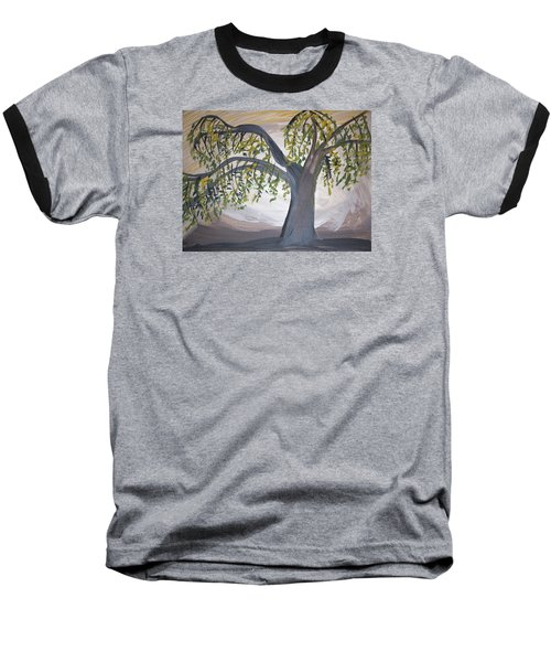 Old Willow Baseball T-Shirt