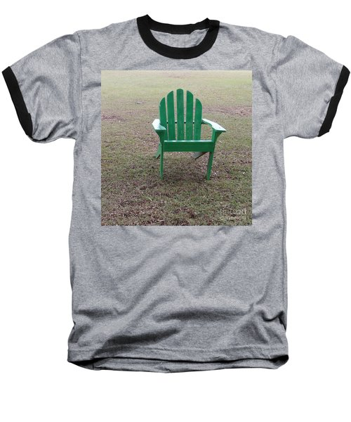 Ole Weathered Chair Baseball T-Shirt