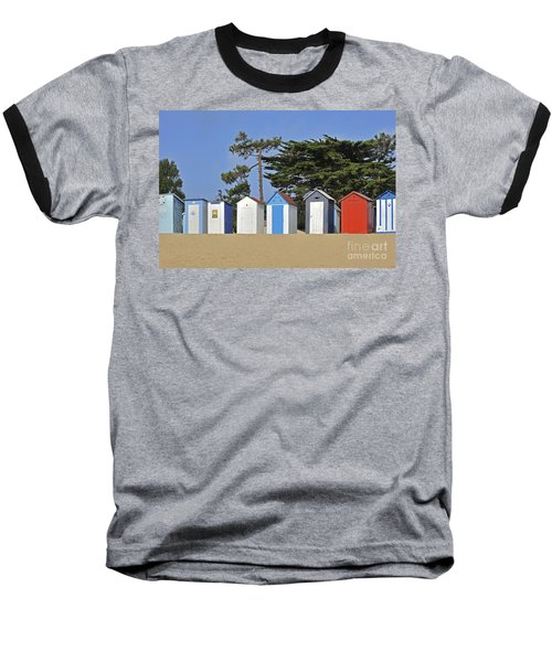 Baseball T-Shirt featuring the photograph Oleron 6 by Arterra Picture Library
