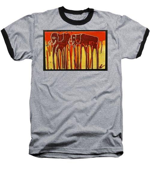 Oliphaunts Baseball T-Shirt