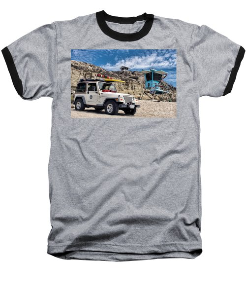 On Duty Baseball T-Shirt