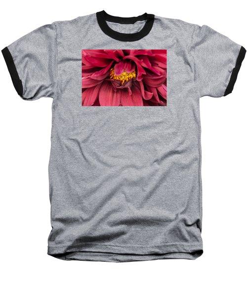 On Fire Baseball T-Shirt