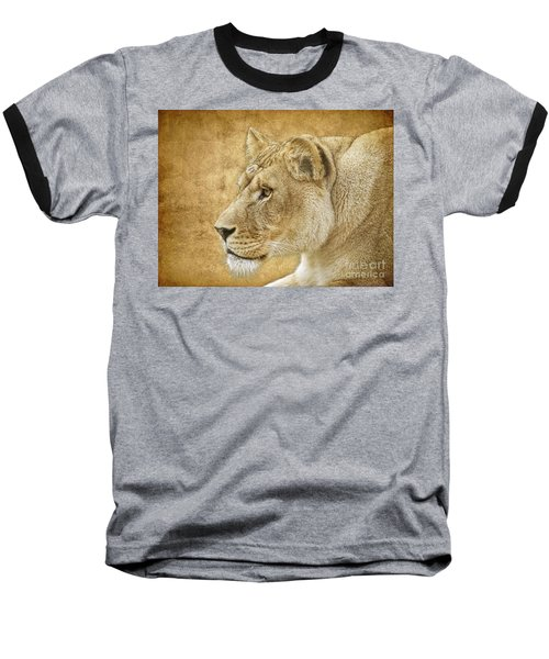 Baseball T-Shirt featuring the photograph On Target by Steve McKinzie