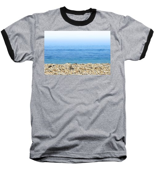 On The Beach Baseball T-Shirt