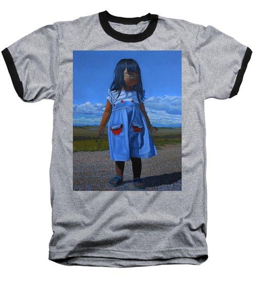 On The Divide Baseball T-Shirt