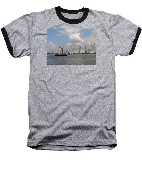 On The Thames Baseball T-Shirt