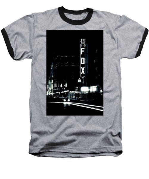 On The Town Baseball T-Shirt