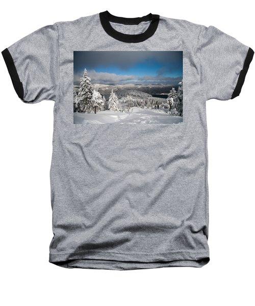 on the Wurmberg II Baseball T-Shirt