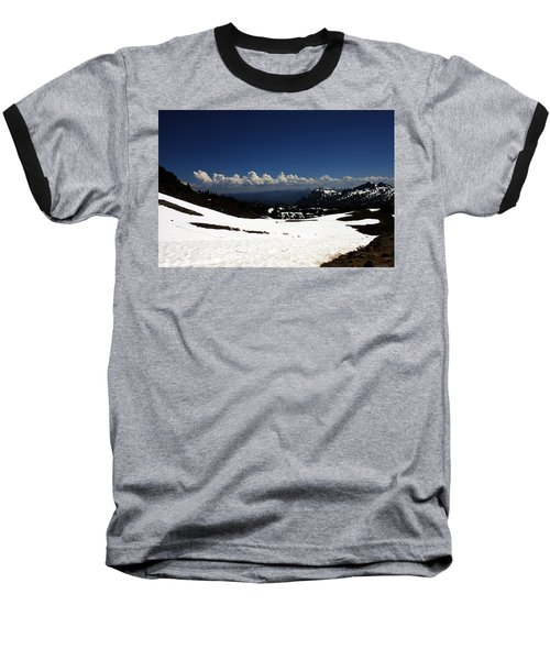 On Top Of Paradise Baseball T-Shirt