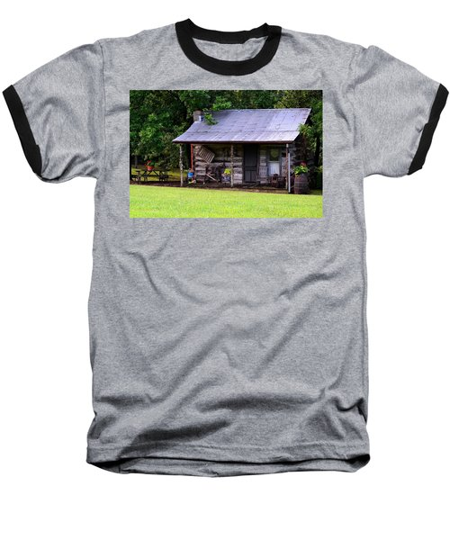 Baseball T-Shirt featuring the photograph Once Upon A Time by Deena Stoddard