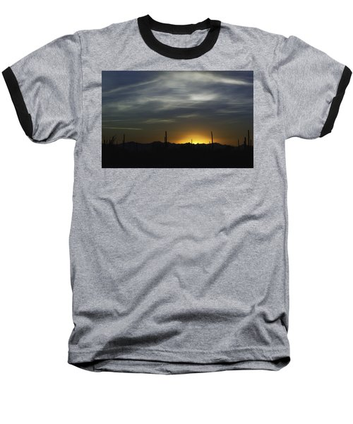 Baseball T-Shirt featuring the photograph Once Upon A Time In Mexico by Lynn Geoffroy