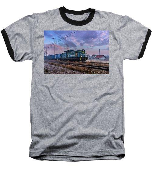 One Eyed Cloud Maker Baseball T-Shirt