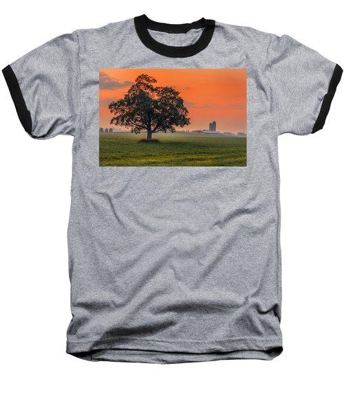 One Fine Morning Baseball T-Shirt