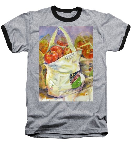 One Peck Baseball T-Shirt
