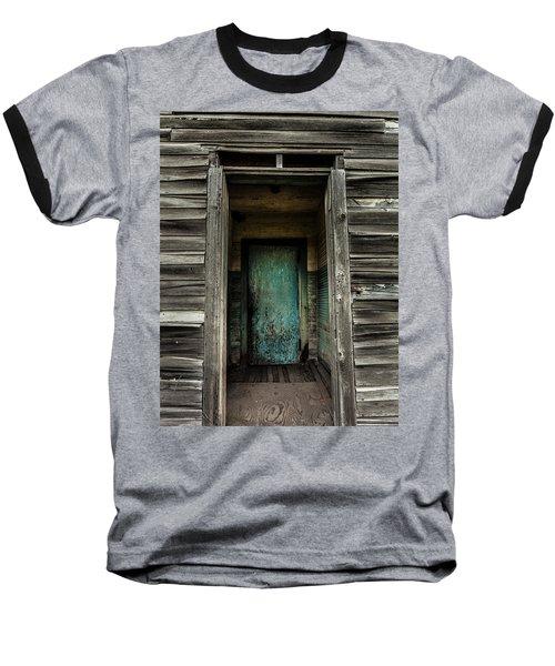 One Room Schoolhouse Door - Damascus - Pennsylvania Baseball T-Shirt