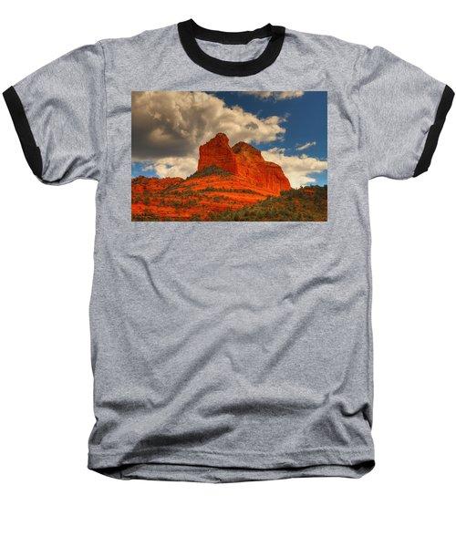 One Sedona Sunset Baseball T-Shirt