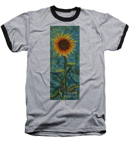 One Sunflower - Sold Baseball T-Shirt