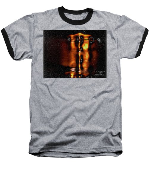 One With Shadows Baseball T-Shirt