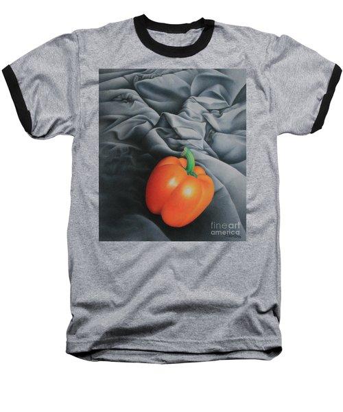Only Orange Baseball T-Shirt