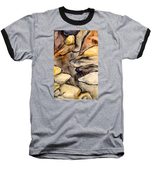 Only Rocks Baseball T-Shirt