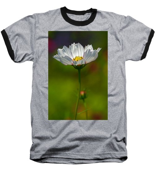 Baseball T-Shirt featuring the photograph Open For All by Byron Varvarigos