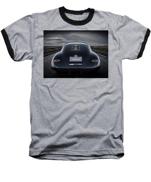 Open Road Baseball T-Shirt by Douglas Pittman