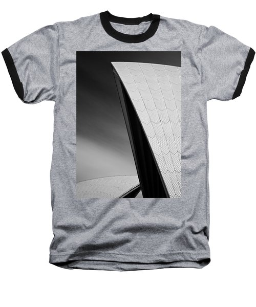 Opera House Baseball T-Shirt