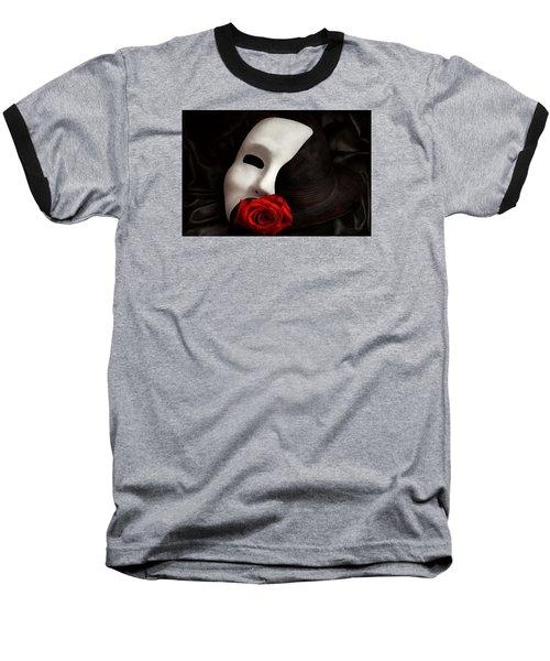 Opera - Mystery And The Opera Baseball T-Shirt
