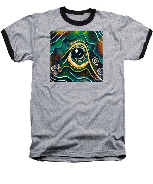 Optimist Spirit Eye Baseball T-Shirt