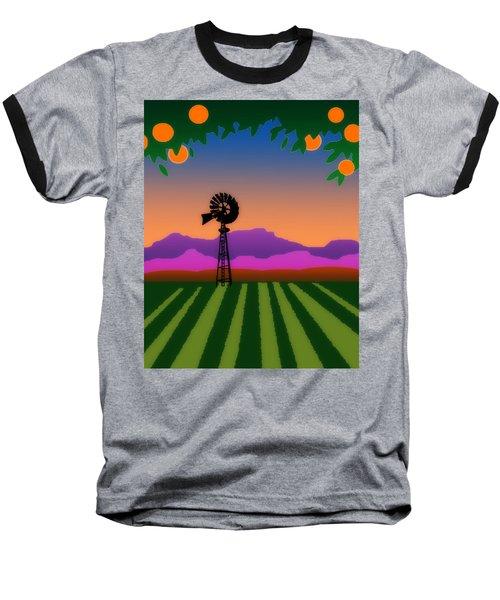 Orange County Baseball T-Shirt