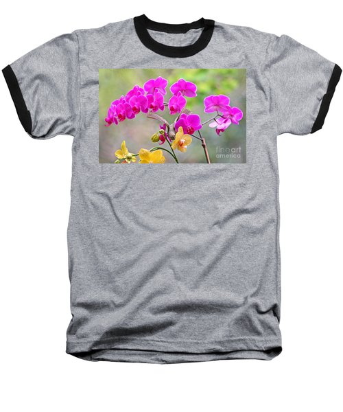 Baseball T-Shirt featuring the photograph Warbler On Orchards Photo by Luana K Perez