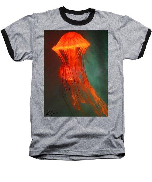 Orange Jellies Baseball T-Shirt
