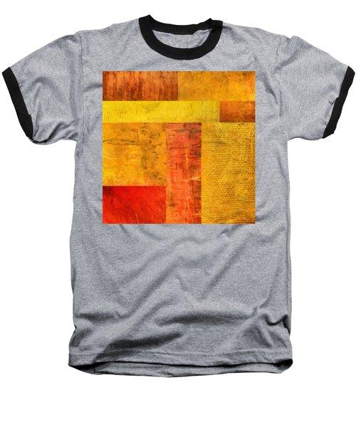 Orange Study No. 1 Baseball T-Shirt