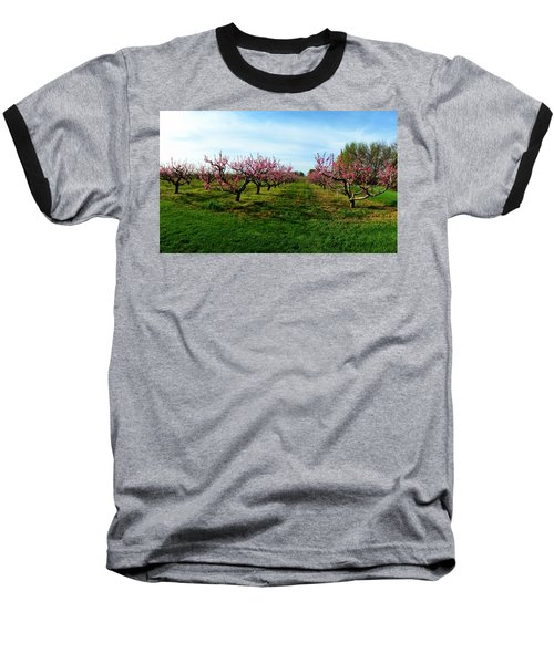 Orchard In Spring Baseball T-Shirt