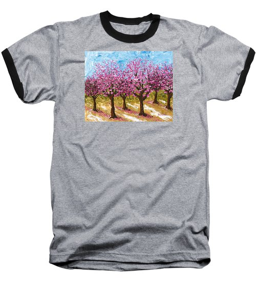 Orchard Baseball T-Shirt by Katherine Young-Beck