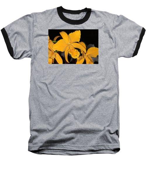 Orchid 5 Baseball T-Shirt