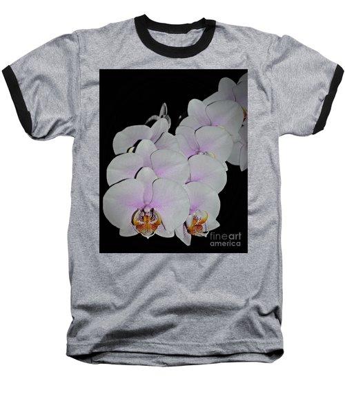 Orchid Bunch Baseball T-Shirt