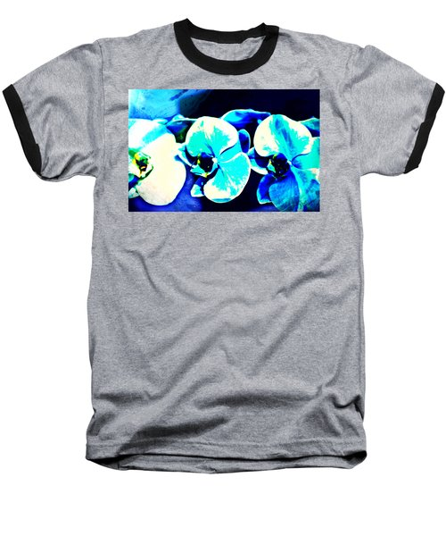 Orchids Of Ranetta Baseball T-Shirt