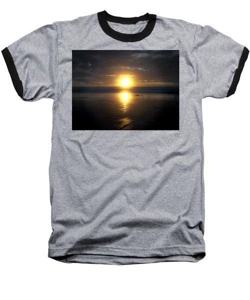 Oregon Coast 15 Baseball T-Shirt
