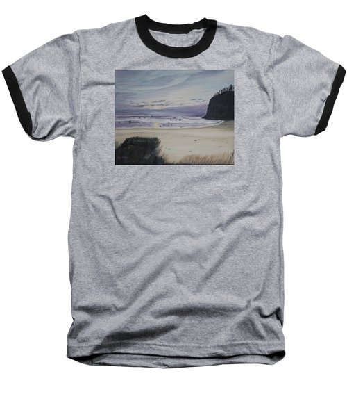 Oregon Coast Baseball T-Shirt
