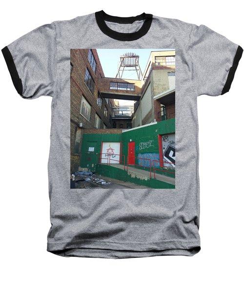 Organic Baseball T-Shirt