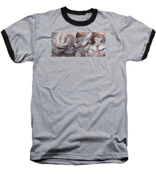 Organico Xxii Baseball T-Shirt by Angel Ortiz