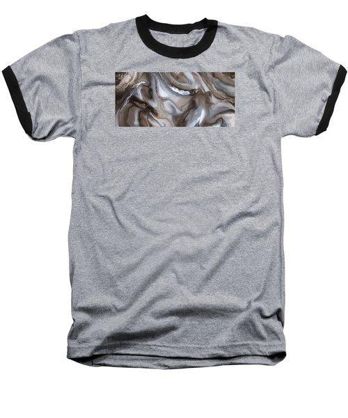 Organico Xxvl Baseball T-Shirt by Angel Ortiz