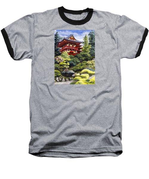 Oriental Treasure Baseball T-Shirt