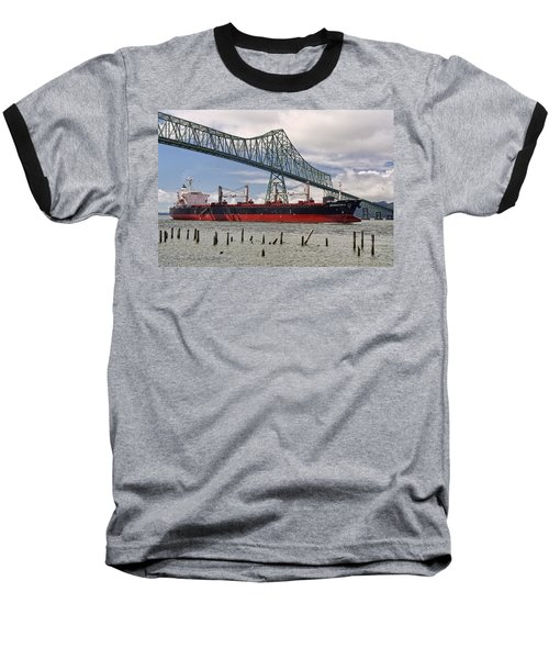 Orientor 2 Baseball T-Shirt by Wes and Dotty Weber