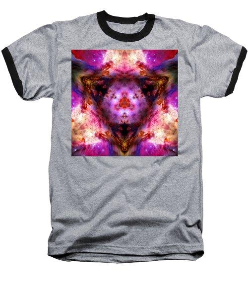 Orion Nebula Vi Baseball T-Shirt
